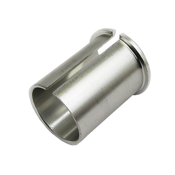 bicycle adapter sleeve for seat post KL-001 from 30,2 to 27,2mm