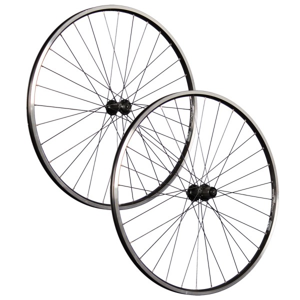 28 inch wheelset RYDE double wall rim Shimano TOURNEY