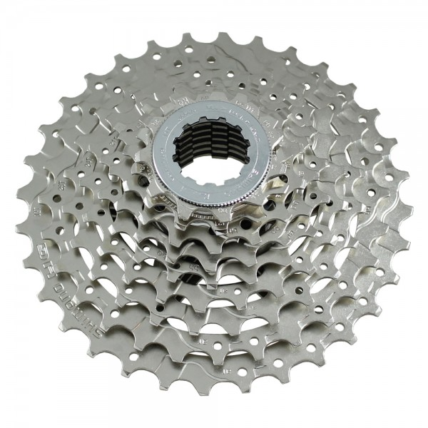 Cassette 9-speed CS-HG400-9
