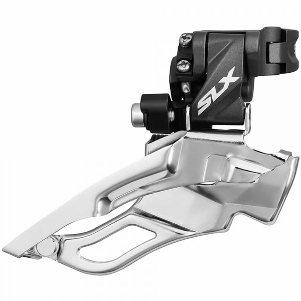Umwerfer Shimano SLX FD-M671-A 66-69 E-Type Top Swing Dual Pull 3x10